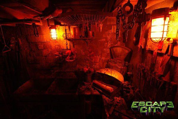 Body Collectors Escape Room