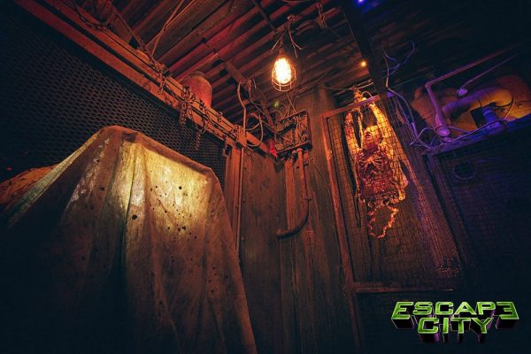 Body Collectors Escape Room