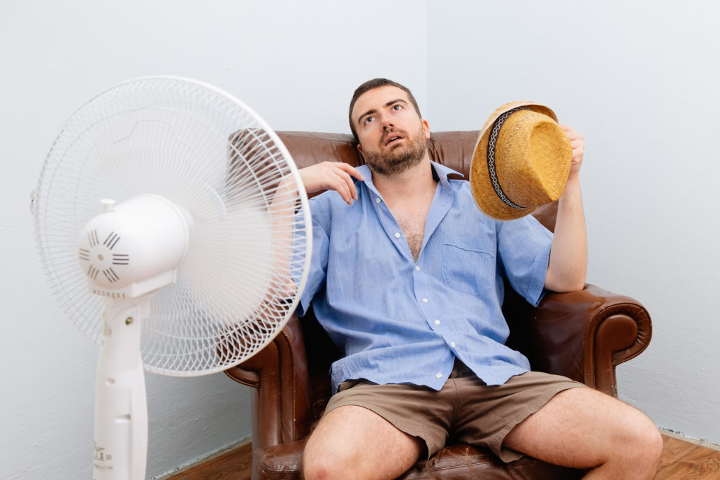 Dont Over Heat, Cool Down at Escape City Buffalo